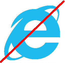 internet explorer web browser